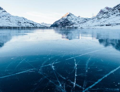 Los niños patinando en el hielo (Cuento filosófico)